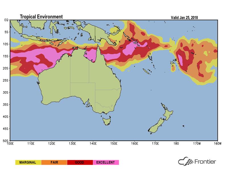 Frontier Australia Tropical Environment 25 Jan 2018