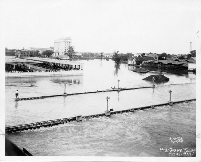 Houston Flood - 1929