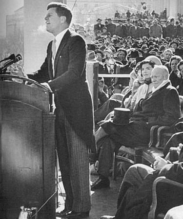 Cold Inaugurations in the Past