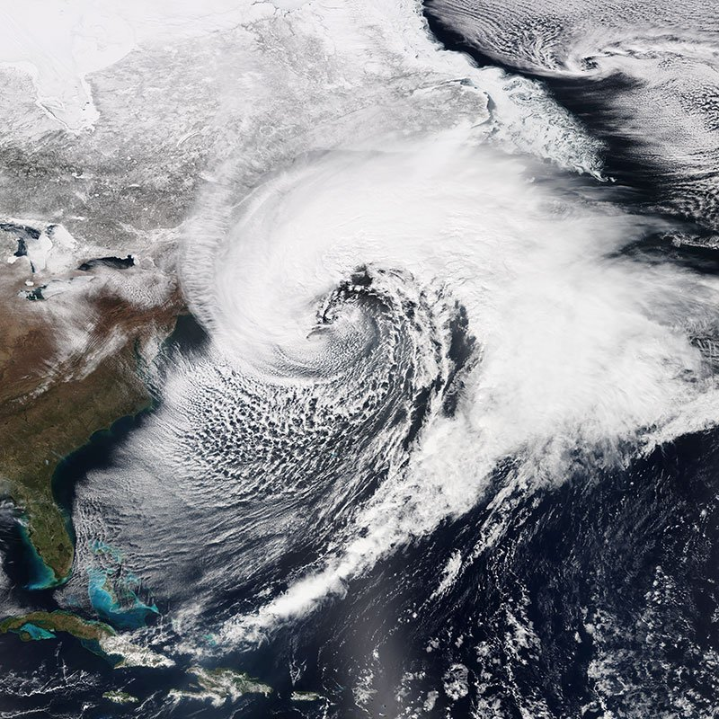 March 26, 2014 Nor'easter
