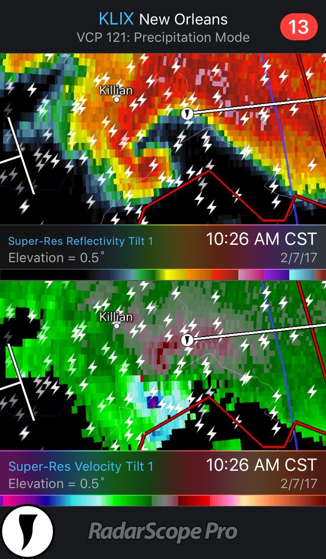 RadarScope TVS Icon