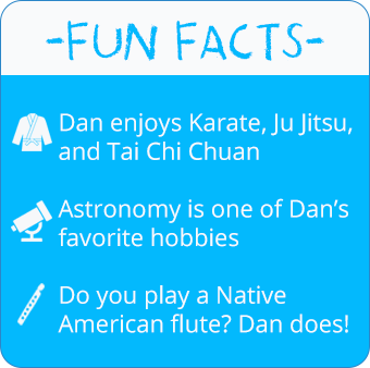 Fun Facts About Dan
