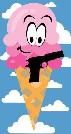 Ice Cream Sales Correlate to Homicide