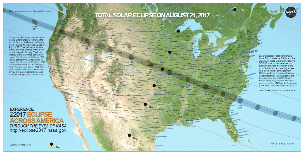 Path of Total Eclipse