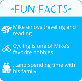 Fun Facts About Mike