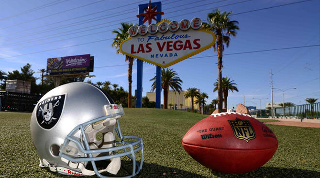 Oakland Raiders Will Move to Las Vegas