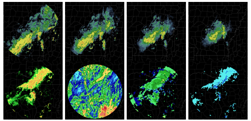 RadarScope Updates