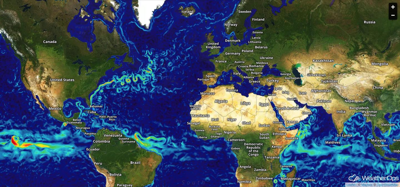 Tidetech Data Within WeatherOps