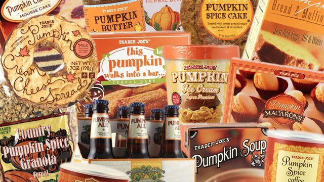 Jack-o'-lanterns and Pumpkin Pie